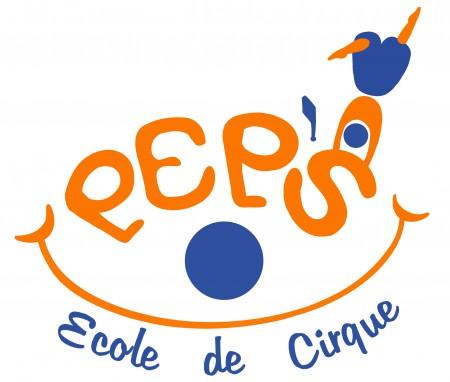 Logo peps acrobate