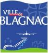 logo de la ville de Blagnac et lien
